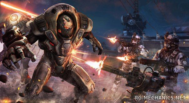 Скриншот к игре Black Fire [2.0.17] (2013) PC | Online-only