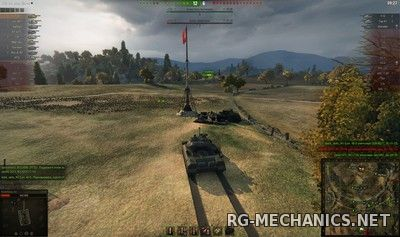 Скриншот 2 к игре World of Tanks [0.9.15.30] (2014) PC | Online-only