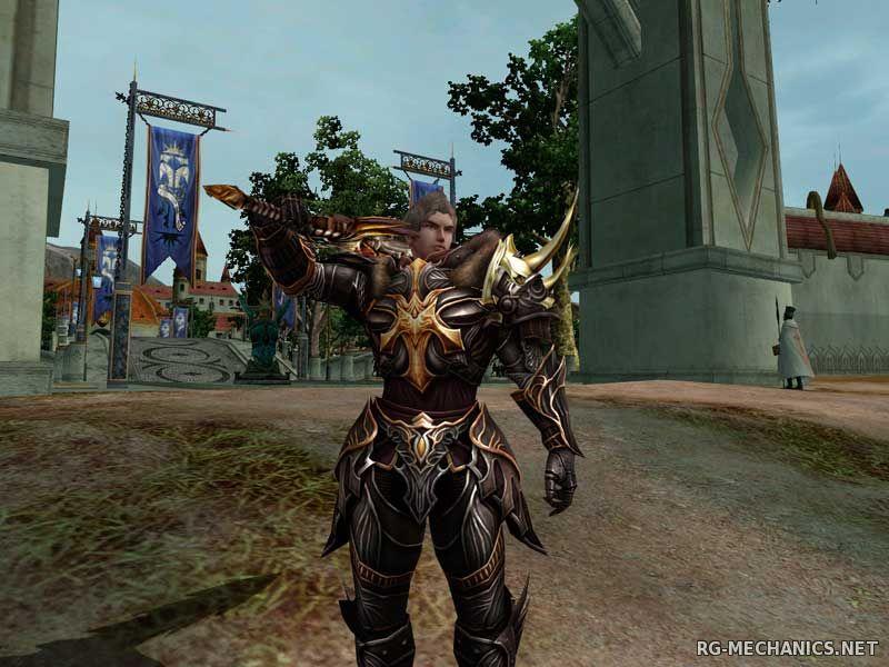 Скриншот к игре Karos Online [1.06.16] (2010) PC | Online-only