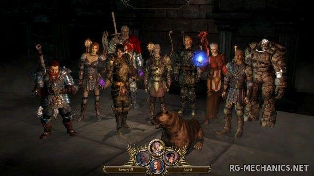 Скриншот к игре Dragon Age: Origins - Ultimate Edition [v 1.05 + все DLC] (2009) PC | RePack от FitGirl
