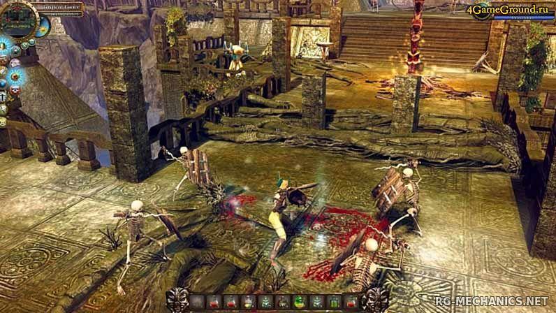 Скриншот к игре Light of Darkness [25.07.16] (2015) PC | Online-only