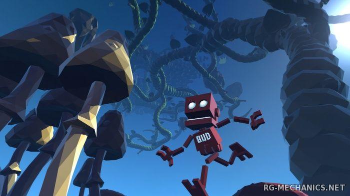 Скриншот к игре Grow Home (2015) PC | RePack от Valdeni