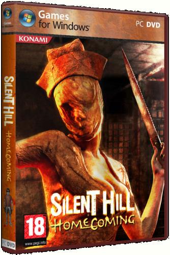 Silent Hill - Homecoming (2008) PC | Repack от -=Hooli G@n=- от Zlofenix