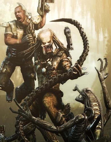 Aliens vs. Predator [Update 7] (2010) PC | Steam-Rip от Juk.v.Muravenike