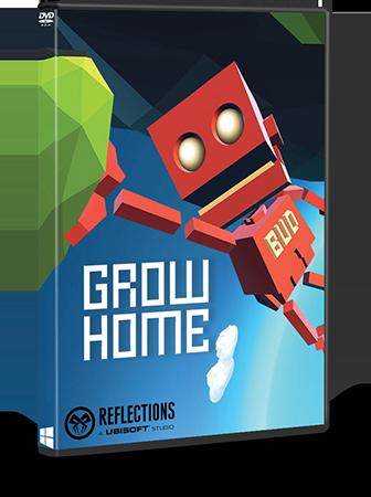 Grow Home (2015) PC | RePack от Valdeni