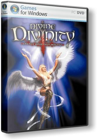 Divine Divinity: Рождение легенды [v1.0.0.62а] (2002) PC   Лицензия
