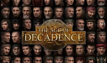 The Age of Decadence [v1.2.0.0153] (2015) PC Лицензия