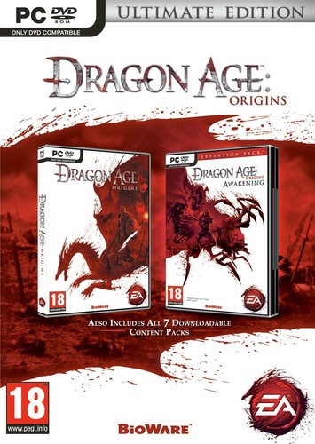 Dragon Age: Origins - Ultimate Edition [v 1.05 + все DLC] (2009) PC | RePack от FitGirl