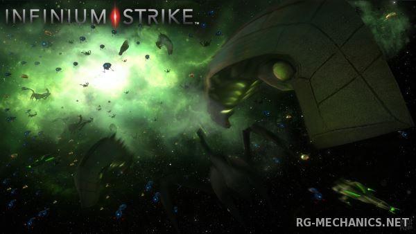 Скриншот к игре Infinium Strike (2016) PC | Repack от Other's