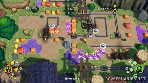 Скриншот к игре Burnstar [v1.0 b.204] (2016) PC   Repack