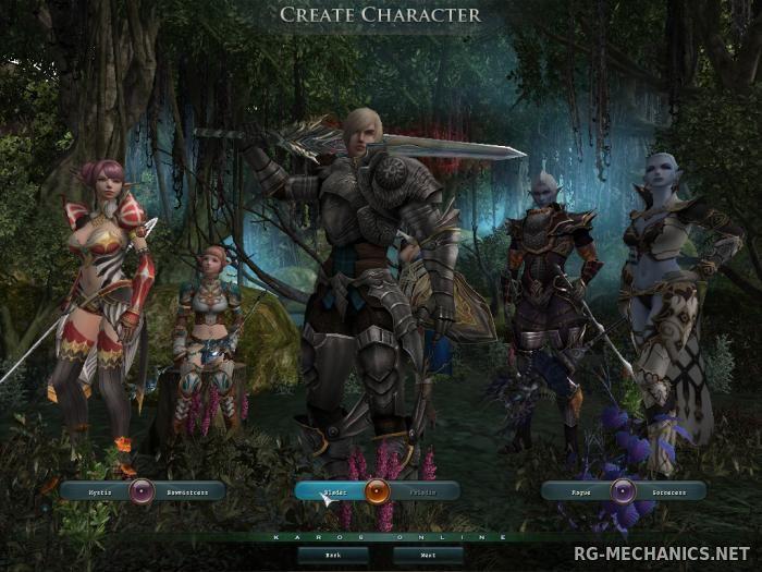 Скриншот к игре Karos Online [20.07.16] (2010) PC | Online-only