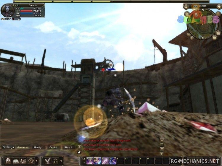 Скриншот к игре Karos Online [13.07.16] (2010) PC   Online-only