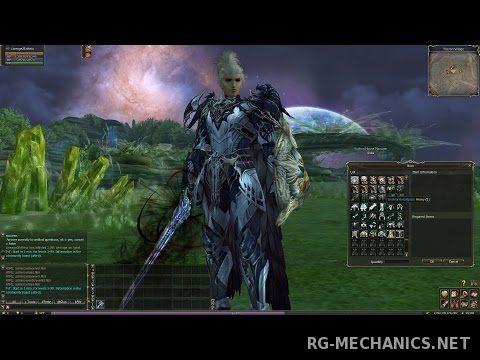 Скриншот к игре Lineage 2: Helios [3.0.04.07.07] (2015) PC   Online-only