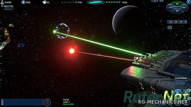 Скриншот к игре Infinium Strike [v1.0.5] (2016) PC | Лицензия