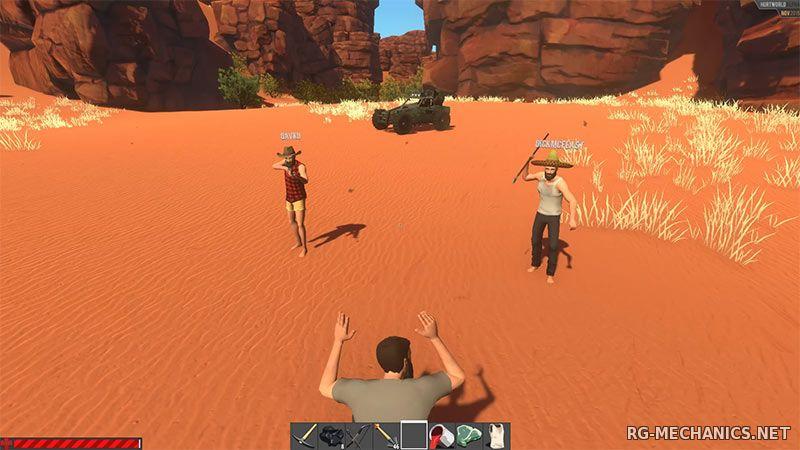 Скриншот к игре Hurtworld [0.3.6.3] (2015) PC | RePack от R.G. Alkad