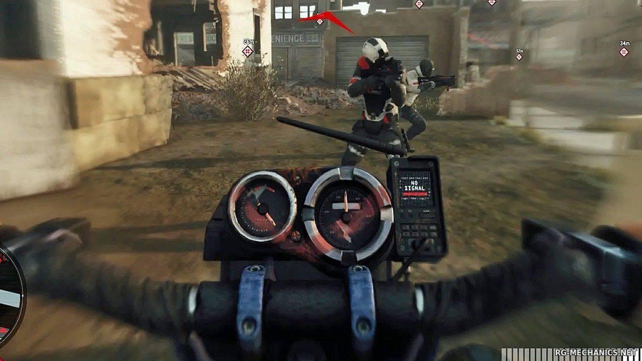 Скриншот к игре Homefront: The Revolution - Freedom Fighter Bundle [v 1.0.6 + 3 DLC] (2016) PC   RePack от NemreT