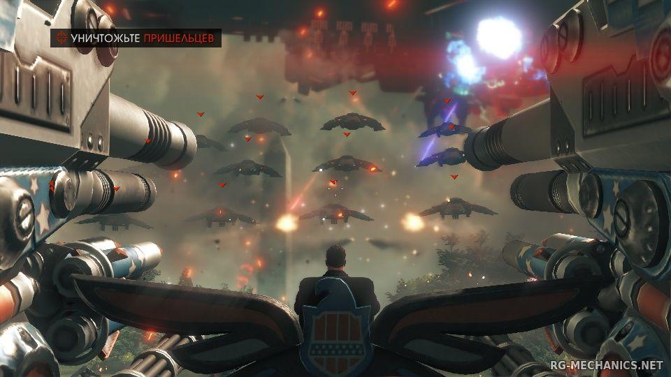 Скриншот к игре Saints Row 4