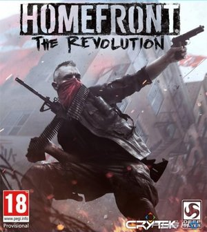 Homefront: The Revolution - Freedom Fighter Bundle [v 1.0.6 + 3 DLC] (2016) PC   RePack от NemreT