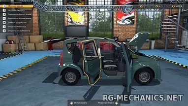 Скриншот к игре Car Mechanic Simulator 2015: Gold Edition [v 1.0.7.7 hf1 + 7 DLC] (2015) PC | RePack от R.G. Механики