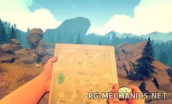 Скриншот к игре Firewatch [Update 21] (2016) PC | RePack от R.G. Механики