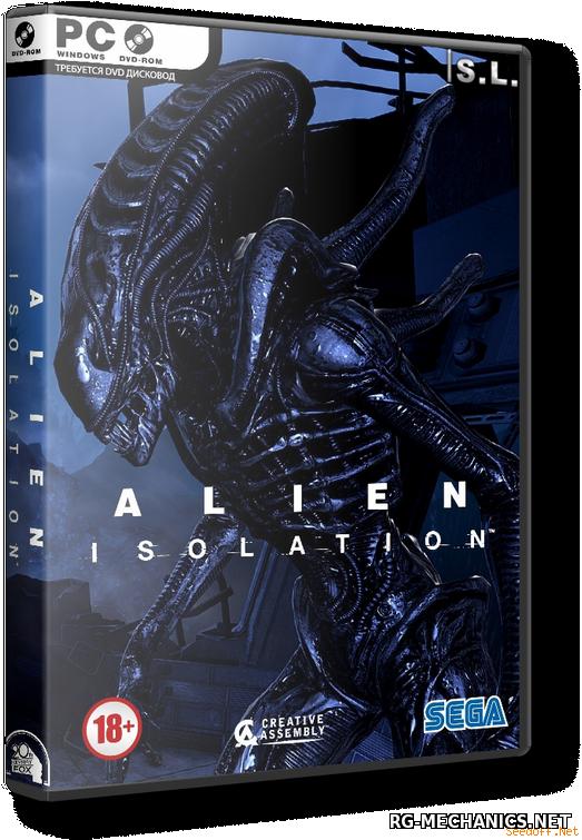 Скриншот к игре Alien: Isolation - Collection [Update 9] (2014) PC | RePack от R.G. Механики