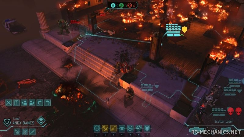 Скриншот к игре XCOM: Enemy Unknown - The Complete Edition (2012) PC | RePack от R.G. Механики