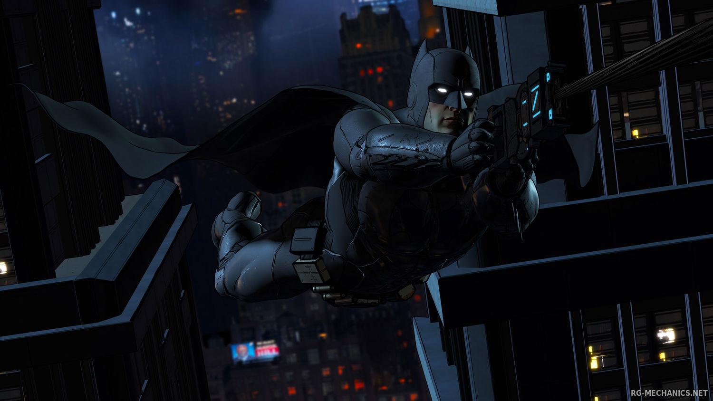 Скриншот к игре Batman: The Telltale Series - Episode 1-5 (2016) PC | RePack от R.G. Механики