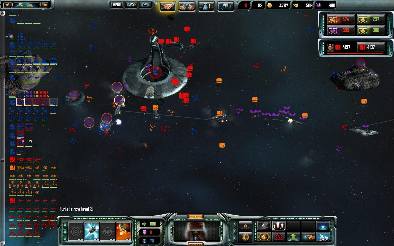 Скриншот к игре Sins of a Solar Empire - Rebellion (2012) PC   RePack от R.G. Механики