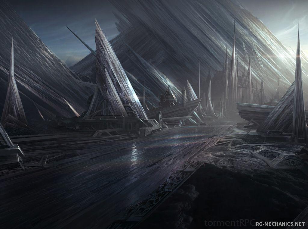 Скриншот к игре Torment: Tides of Numenera (2017) PC | RePack от R.G. Механики