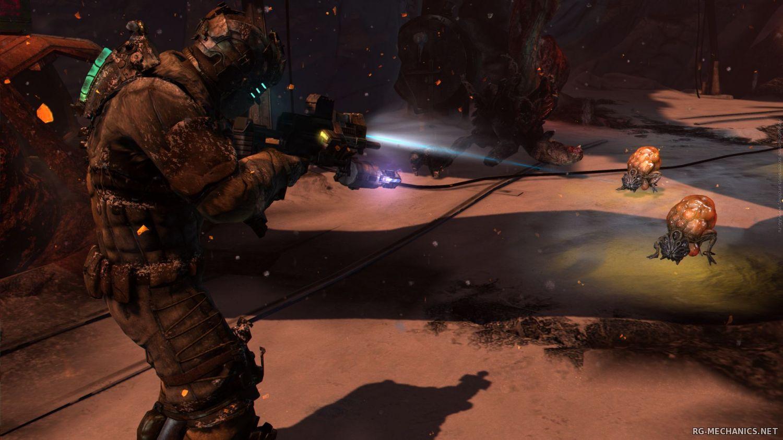 Скриншот к игре Dead Space: Anthology (2008 - 2013) PC | RePack от R.G. Механики