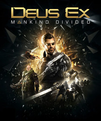 Deus Ex: Mankind Divided Digital Deluxe Edition (2016)