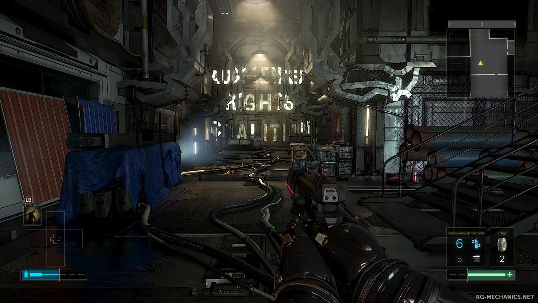 Скриншот к игре Deus Ex: Mankind Divided Digital Deluxe Edition (2016) скачать торрент RePack