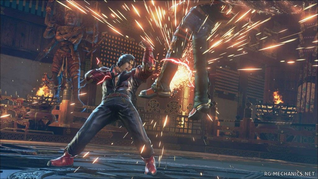 Скриншот к игре Tekken 7 (2017) PC   RePack от xatab