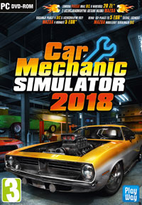 Car Mechanic Simulator 2018 (1.6.4) (2017) (2017)