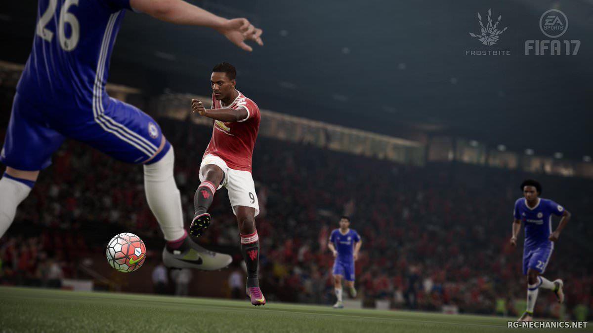 Скриншот к игре FIFA 17 (2016) RePack
