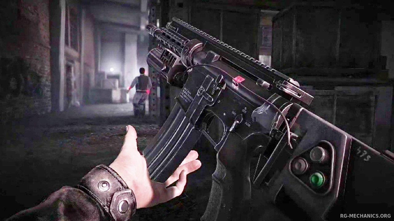 Скриншот к игре Get Even (2017) PC   RePack от R.G. Механики