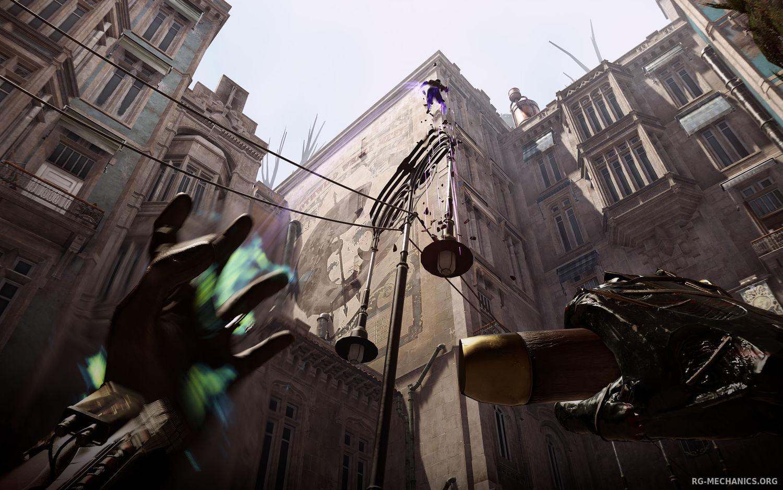 Скриншот к игре Dishonored: Death of the Outsider (2017) PC | RePack от xatab