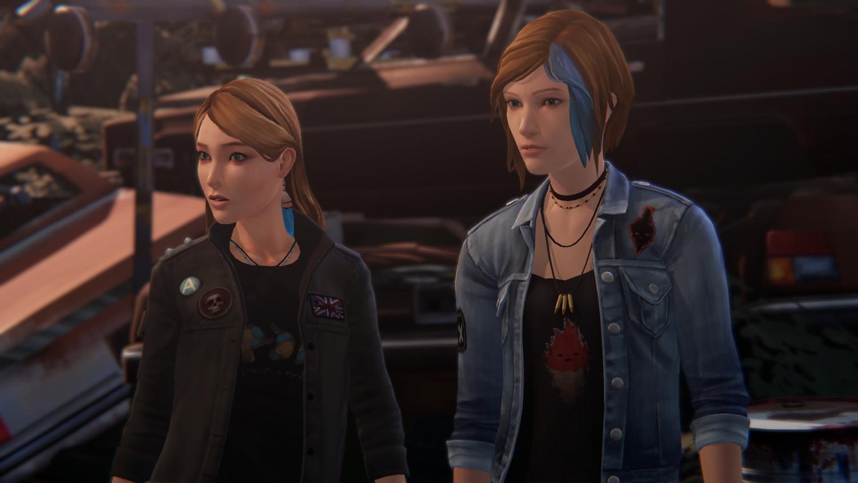 Скриншот к игре Life is Strange 2