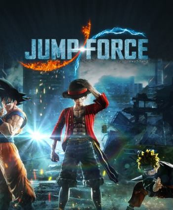 Обложка к игре Jump Force (v1.18) (2019)