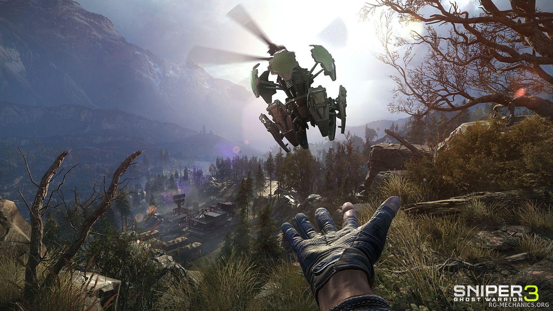 Скриншот к игре Sniper Ghost Warrior 3: Season Pass Edition [v 1.4 + DLCs] (2017) PC | Repack от R.G. Механики