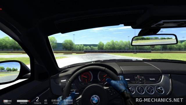 Скриншот к игре Assetto Corsa [v 1.15] (2013) PC   RePack от R.G. Механики