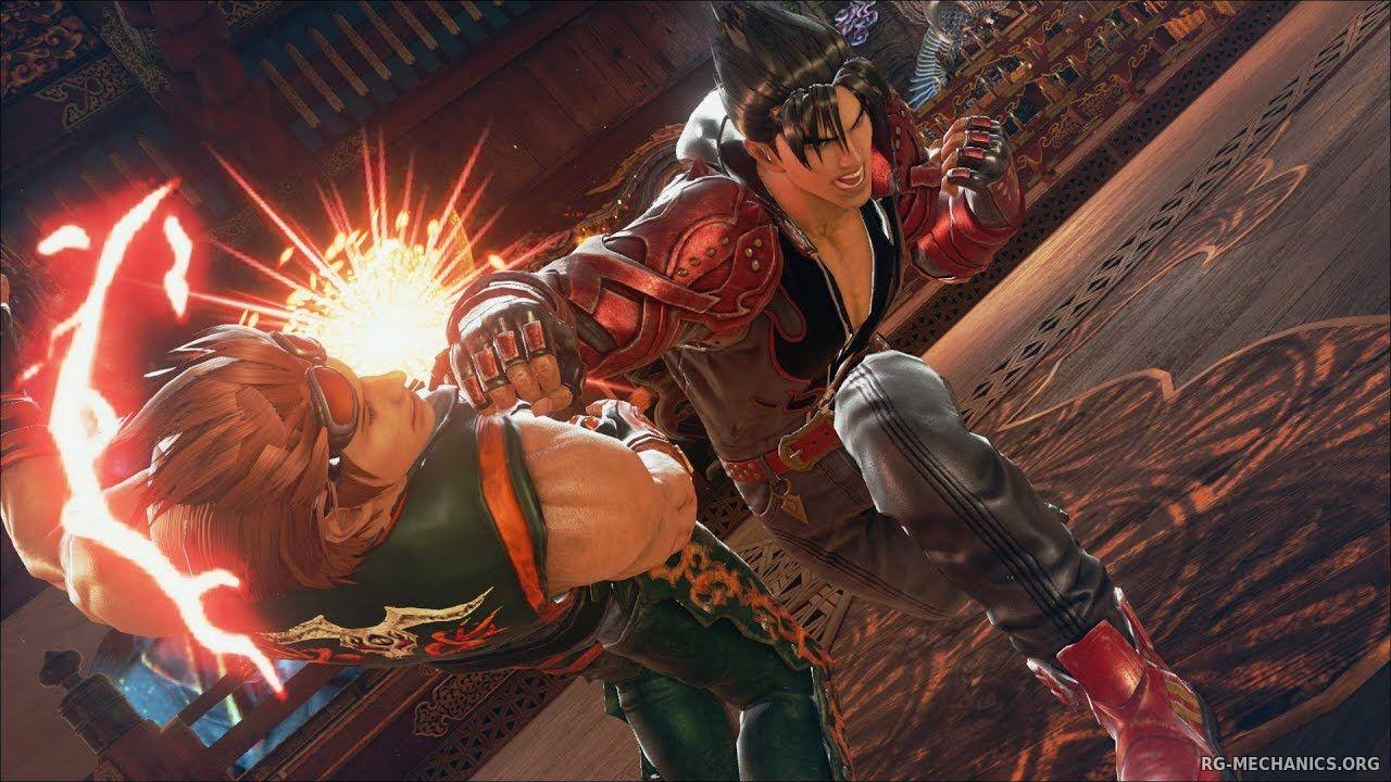 Скриншот к игре Tekken 7 - Deluxe Edition [v 1.06 + DLCs] (2017) PC | RePack от R.G. Механики