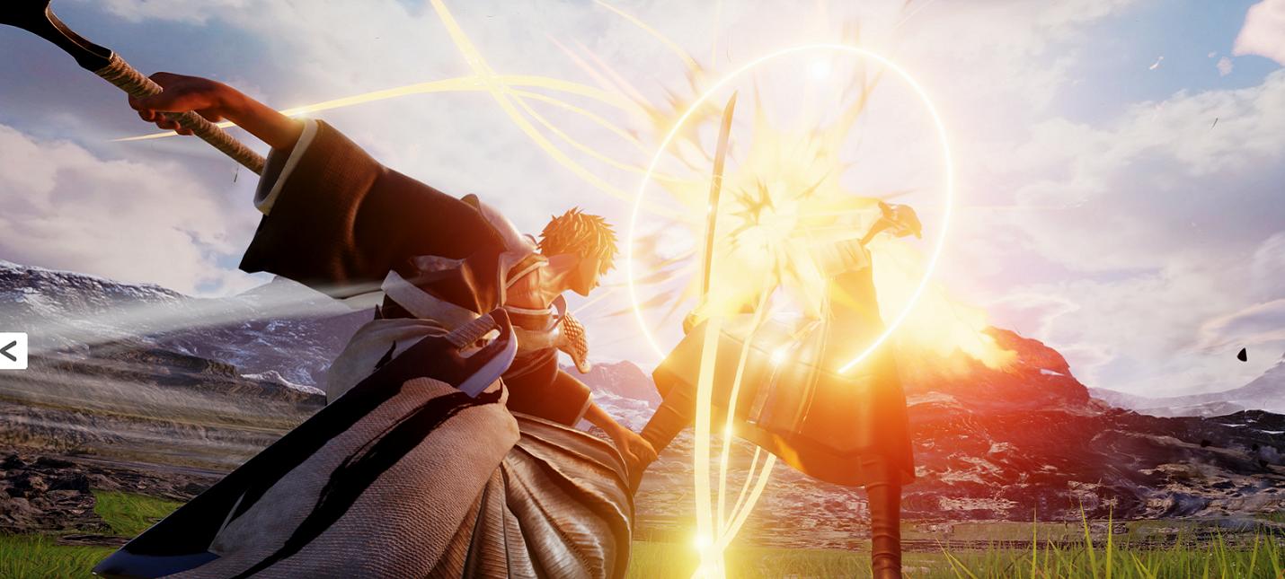 Скриншот к игре Jump Force (v1.18) (2019) скачать торрент RePack
