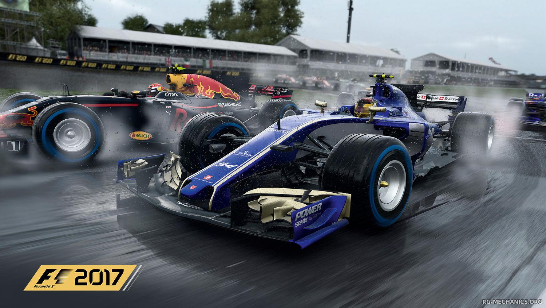 Скриншот к игре F1 2017 (2017) PC | RePack от xatab