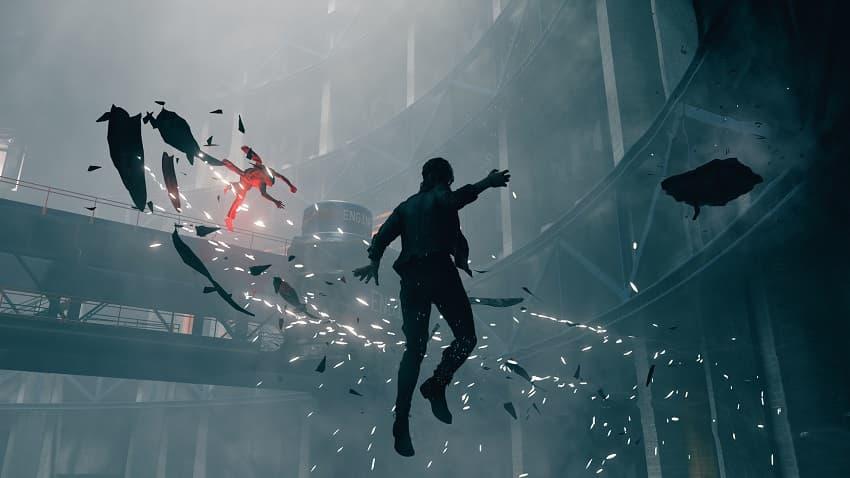 Скриншот к игре Control (v.1.10+DLC) (2019) скачать торрент RePack