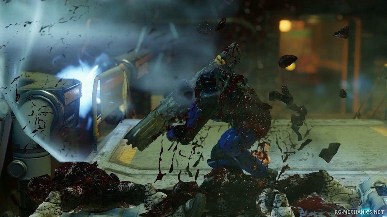 Скриншот к игре Doom (2016) PC | RiP от R.G. Механики