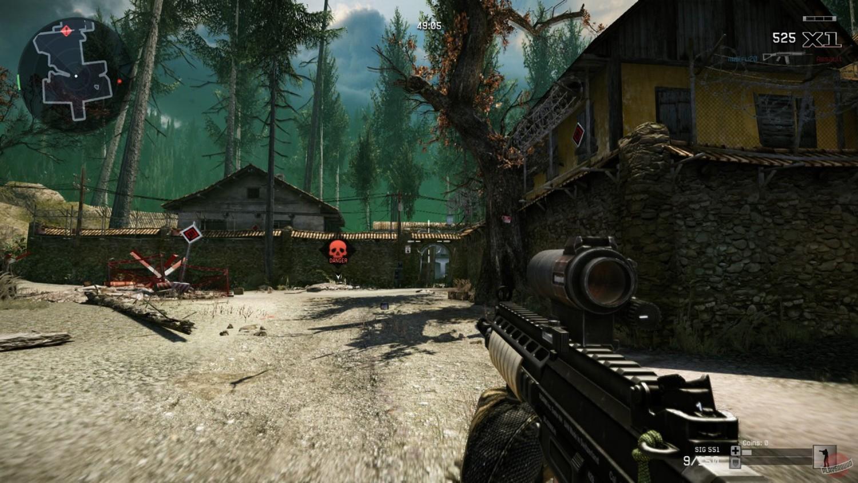 Скриншот к игре Warface (2013)