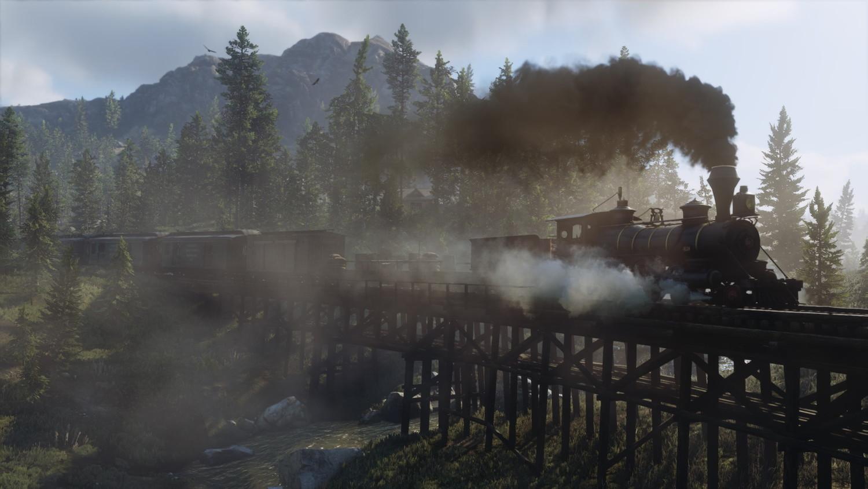 Скриншот к игре Red Dead Redemption 2