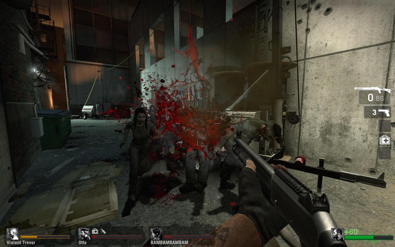 Скриншот к игре Left 4 Dead 3