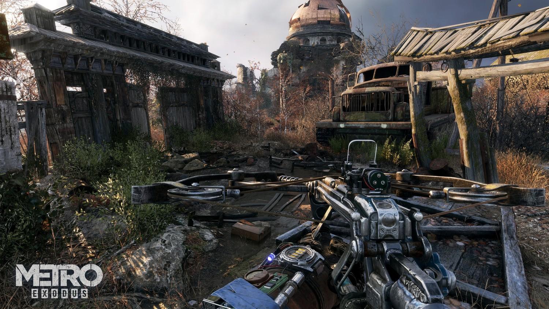 Скриншот к игре Metro Exodus